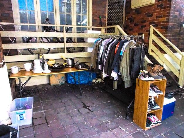 Sale in my garage