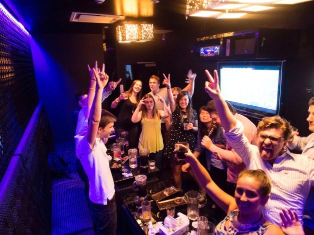 Farewell #2 Team Farewell Karaoke Night